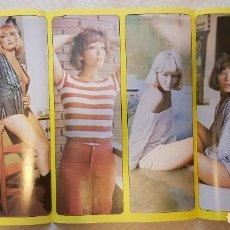 Coleccionismo de Revista Diez Minutos: SEX PÓSTER TOP SECRET - Nº 76 - MARA VILA - REVISTA DIEZ MINUTOS. Lote 254350925