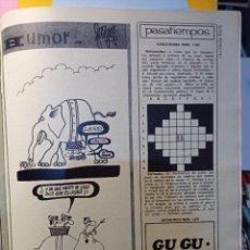 Coleccionismo de Revista Diez Minutos: FORGES. Lote 255666980