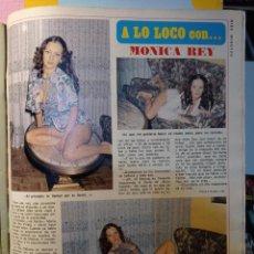 Coleccionismo de Revista Diez Minutos: MONICA REY. Lote 255667005