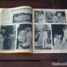 Coleccionismo de Revista Diez Minutos: DIEZ MINUTOS / SYLVIE VARTAN, JOHNNY HALLYDAY, JEANETTE, MARISA MELL, ANGELA BO. Lote 257658385