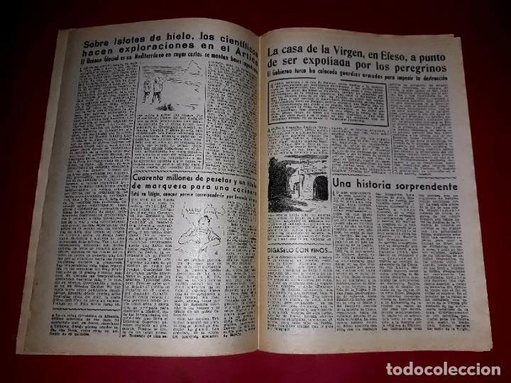 Coleccionismo de Revista Diez Minutos: Revista Diez Minutos Nº 489 8 Enero1961 ( Concha Velasco, El Príncipe de Belgica...) - Foto 2 - 258003725