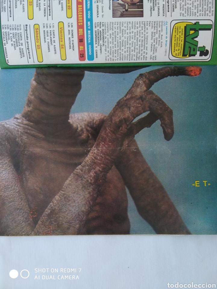 Coleccionismo de Revista Diez Minutos: Revista Díez minutos num 1635 1982, Francisco Franco jr,E.T y mas - Foto 4 - 261125590