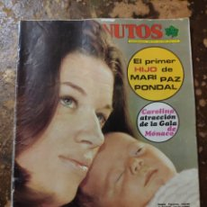 Coleccionismo de Revista Diez Minutos: REVISTA 10 MINUTOS (18-08-1973, AÑO XXIII, N° 1147). Lote 261143320