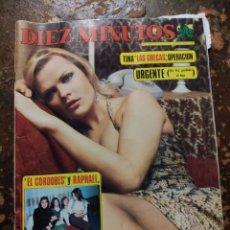 Coleccionismo de Revista Diez Minutos: REVISTA 10 MINUTOS (22-02-1975, AÑO XXV, N° 1226). Lote 261143365