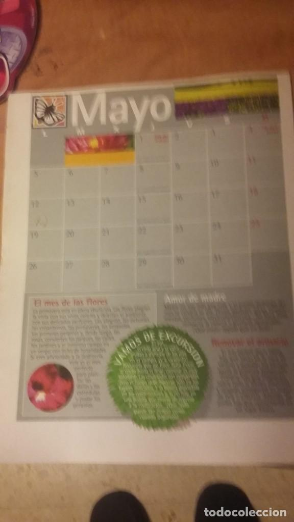 Coleccionismo de Revista Diez Minutos: 3 láminas de Casa Diez (Revista Diez Minutos).Mes de mayo, electricidad y empapelar - Foto 4 - 261871670