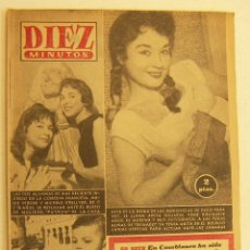 Collezionismo di Rivista Diez Minutos: REVISTA DIEZ MINUTOS - Nº.290 AÑO 1957. Lote 262265660