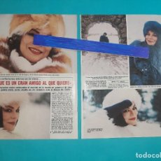 Coleccionismo de Revista Diez Minutos: MIRTA MILLER - CONFESIONES INTIMAS- ENTREVISTA- RECORTE 3 PAG- DIEZ MINUTOS AÑO 1987. Lote 262329205