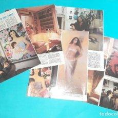 Coleccionismo de Revista Diez Minutos: ISABEL PREYSLER - RETRATOS DE UNA DAMA- ENTREVISTA- RECORTE 10 PAG- DIEZ MINUTOS AÑO 1987. Lote 262329445