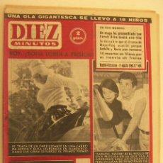 Coleccionismo de Revista Diez Minutos: REVISTA DIEZ MINUTOS Nº 469 1960. Lote 262614275