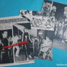 Coleccionismo de Revista Diez Minutos: EXCLUSIVA- FOTOS ESTEFANIA MONACO- VIDEO CLIP EN ISLA MAURICIO - RECORTE 5 PAG - AÑO 1986. Lote 263097785