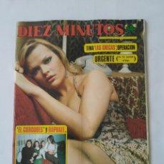 Coleccionismo de Revista Diez Minutos: REVISTA DIEZ MINUTOS NUM.1226,CHARO LOPEZ,MARCIA BELL. Lote 264497714