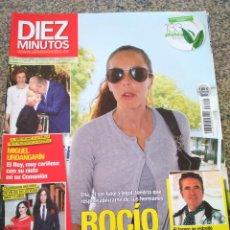 Collectionnisme de Magazine Diez Minutos: REVISTA DIEZ MINUTOS - Nº 3120 -- JUNIO 2011 -- ROCIO CARRASCO --. Lote 267885044