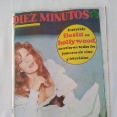 Coleccionismo de Revista Diez Minutos: REVISTA DIEZ MINUTOS NUM.1179,PERLA CRISTAL,LUISA HERNAN. Lote 270541528