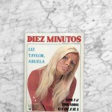 Coleccionismo de Revista Diez Minutos: DIEZ MINUTOS - 1970 - CELIA GAMEZ, CLAUDIA GRAVY, NEIL DIAMOND, ROMINA POWER Y AL BANO. Lote 277739343