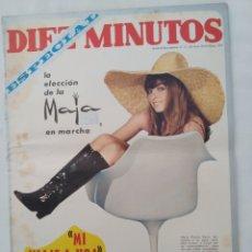 Collectionnisme de Magazine Diez Minutos: REVISTA DIEZ MINUTOS ESPECIAL NUM.871,LA MAJA 68,GOERING EN PAMPLONA, LEONOR VARELA. Lote 287474378