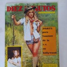 Coleccionismo de Revista Diez Minutos: REVISTA DIEZ MINUTOS NUM.1111, MARISOL,MOCHI,LEONARD NIMOY,JOSELE ROMAN. Lote 287906148