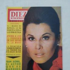 Coleccionismo de Revista Diez Minutos: REVISTA DIEZ MINUTOS NUM.711, LEER DESCRIPCIÓN BIEN,HIJOS DE LOS FAMOSOS. Lote 288311963