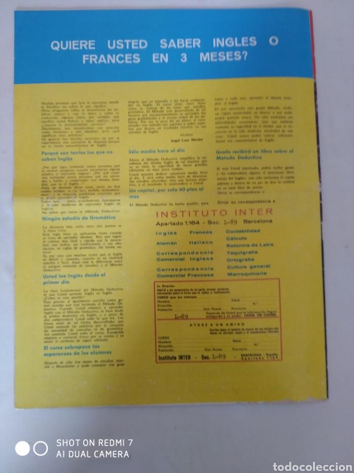 Coleccionismo de Revista Diez Minutos: Revista Diez minutos num.715, feria de primavera, Marlon Brando, Anthony Quinn - Foto 7 - 288514958