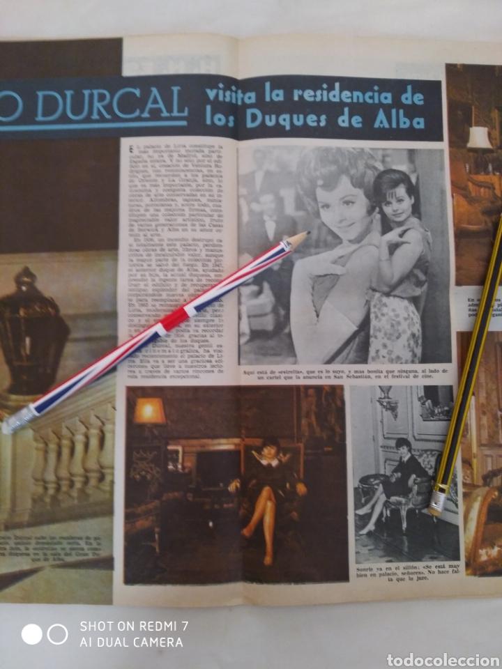 Coleccionismo de Revista Diez Minutos: Revista Diez minutos num.723, Rocío Dúrcal,Helenio Herrera,James Bond - Foto 5 - 288533743