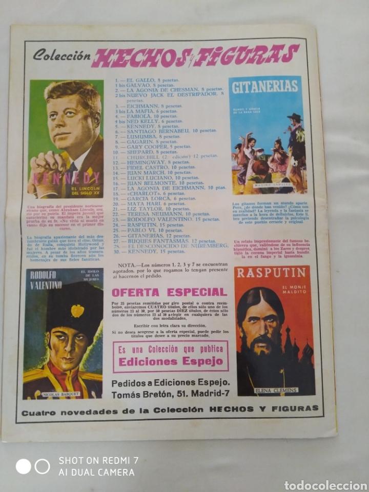 Coleccionismo de Revista Diez Minutos: Revista Diez minutos num.723, Rocío Dúrcal,Helenio Herrera,James Bond - Foto 6 - 288533743