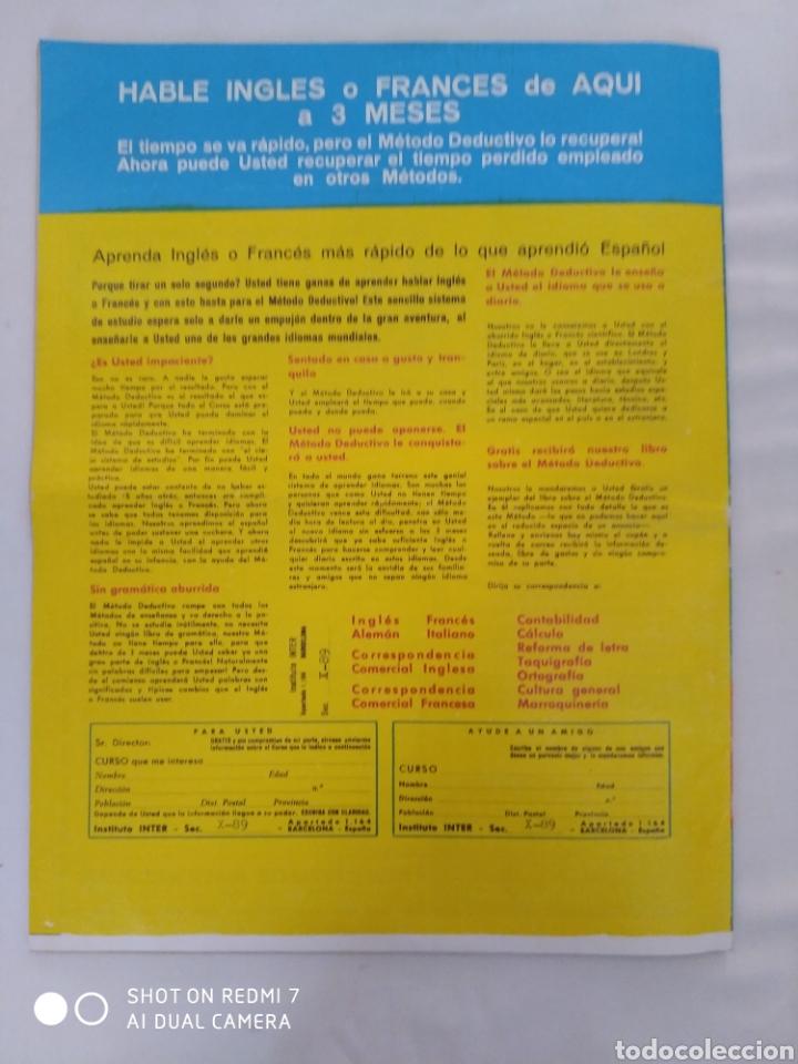 Coleccionismo de Revista Diez Minutos: Revista Diez minutos num.726,John Lennon, Lola Flores, Antonio Ordóñez - Foto 5 - 288535538