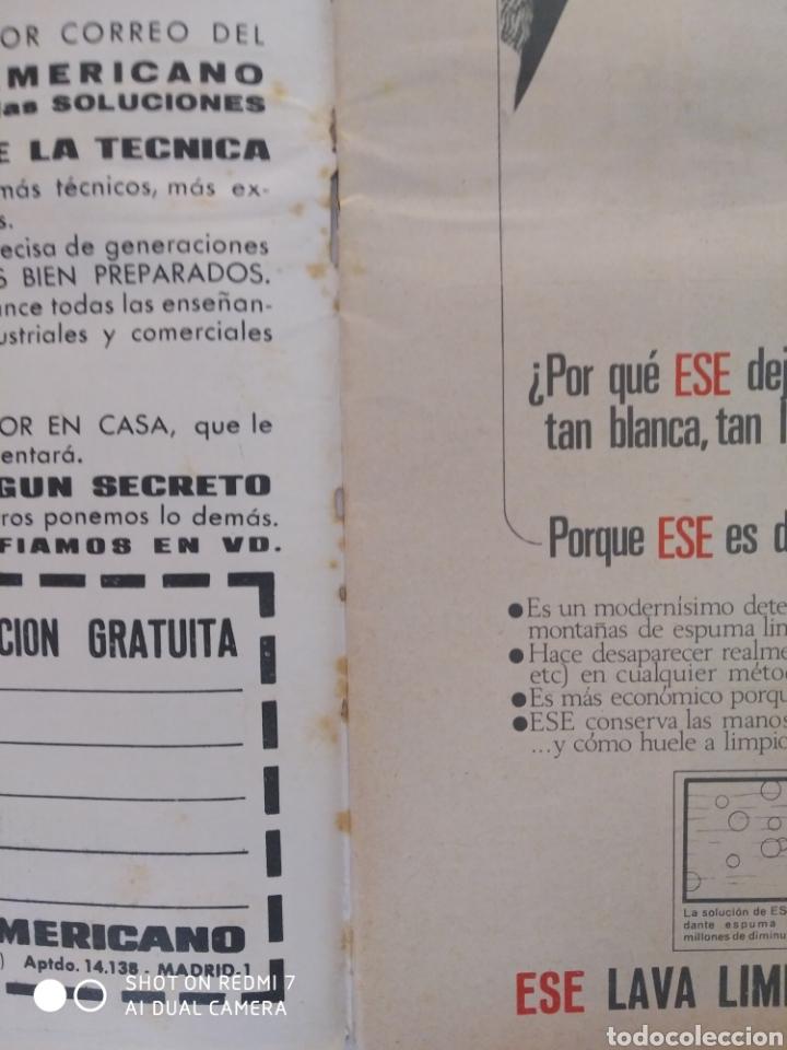 Coleccionismo de Revista Diez Minutos: Revista Diez minutos num.729, Conchita Velasco,Marco Antonio,Soledad Miranda - Foto 2 - 288537463