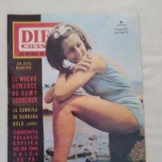 Coleccionismo de Revista Diez Minutos: REVISTA DIEZ MINUTOS NUM.729, CONCHITA VELASCO,MARCO ANTONIO,SOLEDAD MIRANDA. Lote 288537463