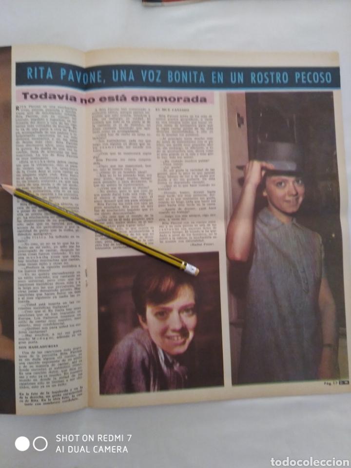 Coleccionismo de Revista Diez Minutos: Revista Diez minutos num.730, Ursula Andress, Rita Pavone,hablan las extraterrestres - Foto 4 - 288538988