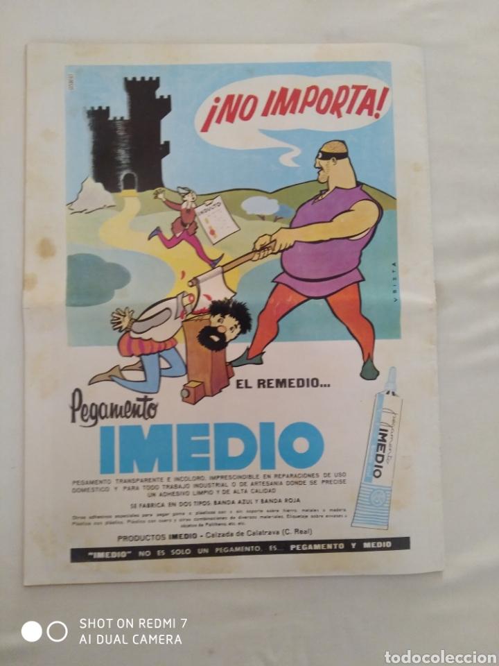 Coleccionismo de Revista Diez Minutos: Revista Diez minutos num.730, Ursula Andress, Rita Pavone,hablan las extraterrestres - Foto 6 - 288538988