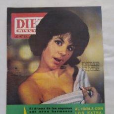 Coleccionismo de Revista Diez Minutos: REVISTA DIEZ MINUTOS NUM.730, URSULA ANDRESS, RITA PAVONE,HABLAN LAS EXTRATERRESTRES. Lote 288538988
