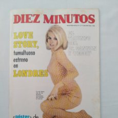 Coleccionismo de Revista Diez Minutos: REVISTA DIEZ MINUTOS NUM.1022, MARILYN MONROE, PAQUITO CANO,FAYE DUNAWAY. Lote 289817108