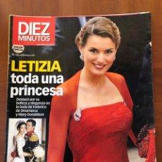Coleccionismo de Revista Diez Minutos: REVISTA 10 MINUTOS EDICION ESPECIAL 28 MAYO 2004. Lote 293170518