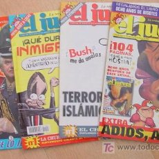 Coleccionismo de Revista El Jueves: REVISTAS EL JUEVES..SANNA. Lote 5519159
