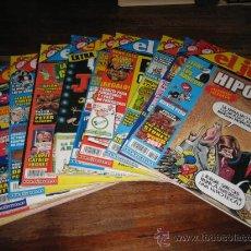 Coleccionismo de Revista El Jueves: EL JUEVES 12 NUMEROS . Lote 9576152