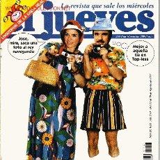 Coleccionismo de Revista El Jueves: REVISTA EL JUEVES Nº 1055 - 13 DE AGOSTO 1997. Lote 26180685