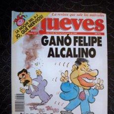 Coleccionismo de Revista El Jueves: EL JUEVES. REVISTA DE HUMOR - Nº 837 - 1993. Lote 12020267