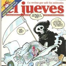 Coleccionismo de Revista El Jueves: JUEVES - LA REVISTA QUE SALE LOS MIERCOLES. Lote 22915648