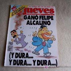 Coleccionismo de Revista El Jueves: EL JUEVES Nº 837. Lote 14201609
