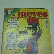 Coleccionismo de Revista El Jueves: REVISTA EL JUEVES - MARZO 1996. Lote 26803906