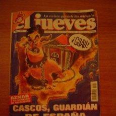 Coleccionismo de Revista El Jueves: REVISTA EL JUEVES Nº 1053 AÑO XXI DEL 30 JULIO AL 5 AGOSTO 1997 CONTIENE POSTER . Lote 17872361