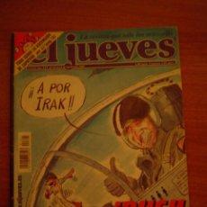 Coleccionismo de Revista El Jueves: REVISTA EL JUEVES Nº 1321 AÑO XXV DEL 18 -24 DE SEPTIEMBRE 2002 CONTIENE POSTER . Lote 18276322