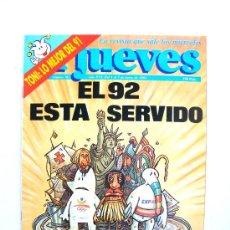 Coleccionismo de Revista El Jueves: EL JUEVES, 1992, Nº 762. Lote 18531450