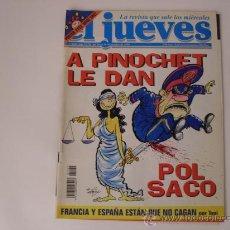 Coleccionismo de Revista El Jueves: EL JUEVES N: 1169 OCTUBRE 1999. Lote 20076315