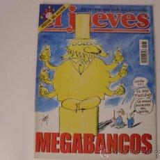 Coleccionismo de Revista El Jueves: EL JUEVES N: 1171 NOVIEMBRE 1999. Lote 20076424