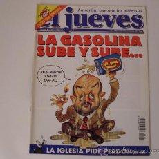 Coleccionismo de Revista El Jueves: EL JUEVES N: 1191. Lote 20076445