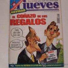 Coleccionismo de Revista El Jueves: EL JUEVES N: 1176 DICIEMBRE 1999. Lote 20076552