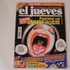 Coleccionismo de Revista El Jueves: EL JUEVES N: 1345 MARZO 2003. Lote 20076608