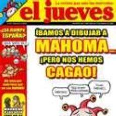 Coleccionismo de Revista El Jueves: REVISTAS EL JUEVES. Lote 21539495