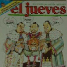 Coleccionismo de Revista El Jueves: EL JUEVES 189 ENERO 1981. Lote 26347203