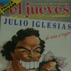 Coleccionismo de Revista El Jueves: EL JUEVES 222 SEPTIEMBRE 1981. Lote 26362278